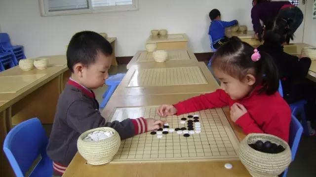 文质雅育围棋培训