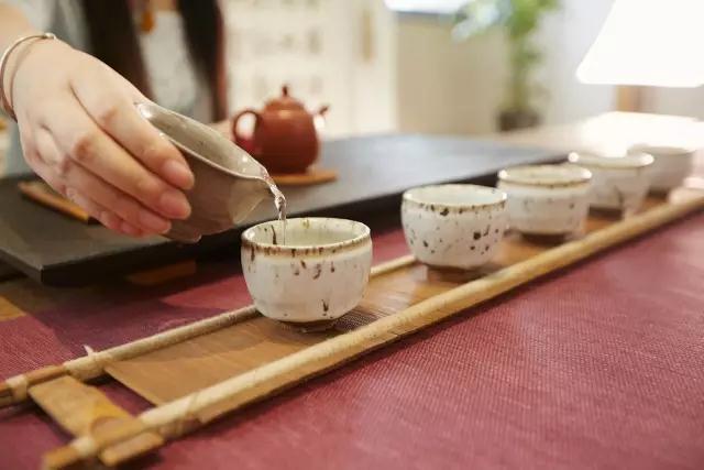 文质雅育茶知识培训