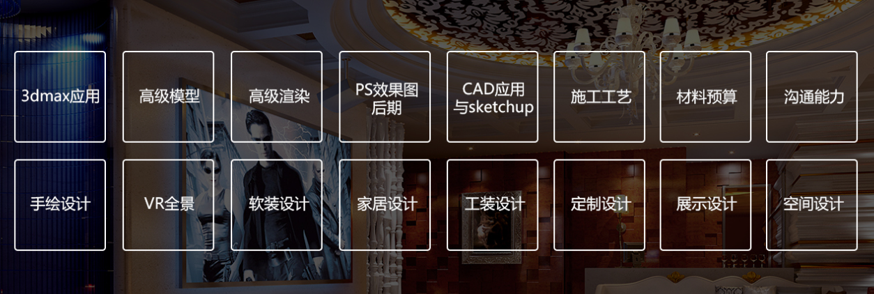 上海墨函室内设计培训