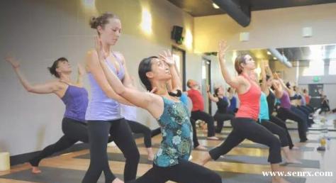 台州静缘流瑜伽培训班