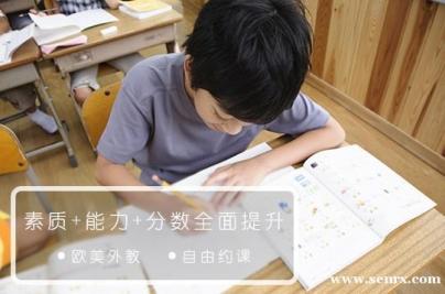 宁波美联青少年英语培训