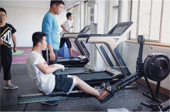 杭州中考体育培训学校